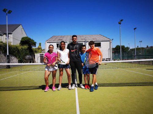 cursos de inglés y tenis en el extranjero